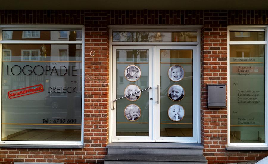 SchaufensterbeschriftungAachen - Alsdorf